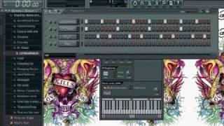 como hacer musica electronica en fl studio