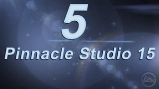 5_Автоматическое создание видео и музыки в Pinnacle Studio 15