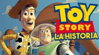 Toy Story: La Historia en 1 video