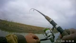 Рыбалка на щуку Мехтебские озера 31 10 20