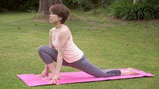 不安をやわらげるヨガ Yogalog thumbnail