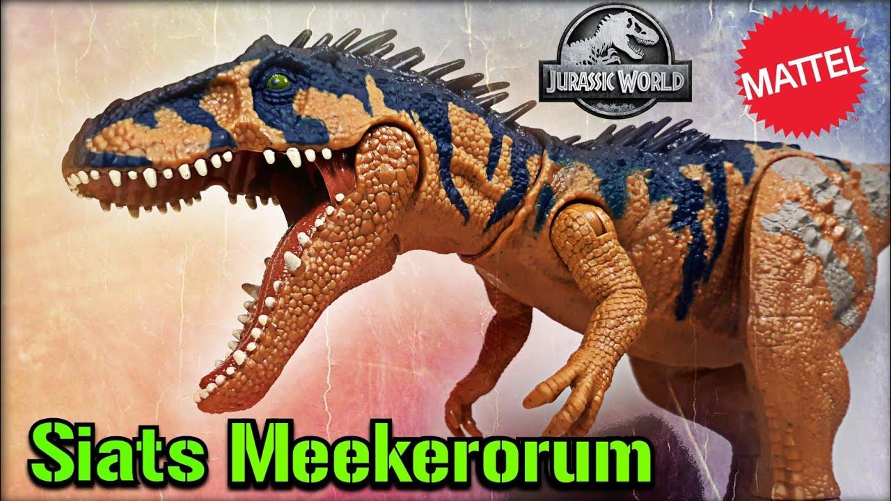 """Mattel """"Massive Biters"""" Siats Meekerorum Review!!!"""
