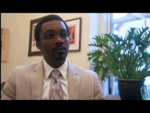 Eric Manirakiza Appeals to the World to Pay Attention to Burundi