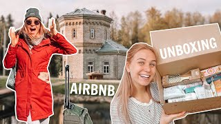 RENTISIME AIRBNB'st LOSSI + suur ilutoodete UNBOXING !!