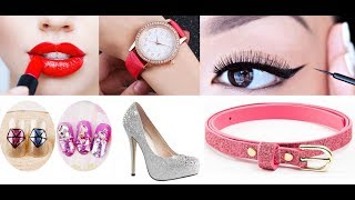 Top 10 Fashion - TOP 10 FASHION ACCESSORIES  FOR GIRLS TO LOOK STYLISH