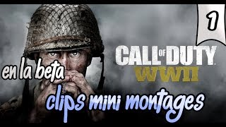 call of duty ww2 montage