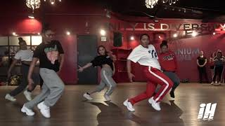 Chris Brown ft. Drake - No Guidance | Choreo by King Mosi