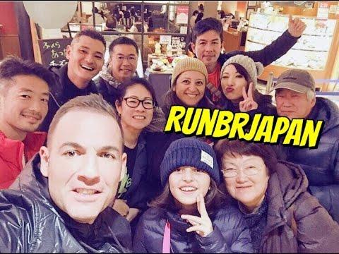 Vlog   TOKYO MARATHON 2017, conhecendo a RunBrJapan e Gustavo Maia canal FÔLEGO
