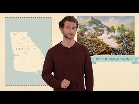 Georgia - 50 States - US Geography