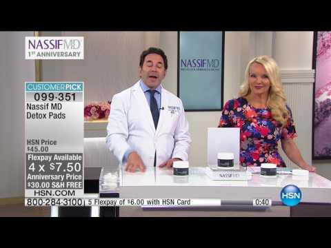 HSN | Dr. Nassif Skincare 1st Anniversary 05.11.2017 - 01 AM