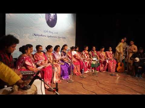 Arup Tomar  Bani .. Swarchhanda Choir @ Muktadhara