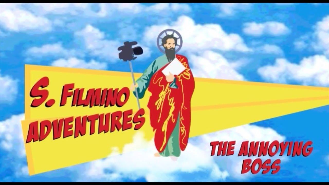 s filmino adventures 4°puntata the annoying boss s filmino adventures 4°puntata the annoying boss