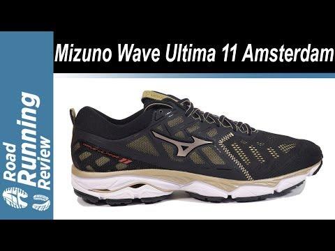 mizuno wave ultima 11 test duration 40