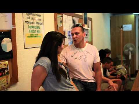 youtube filmek - Johnny Gold - a magyar celeb 7.rész