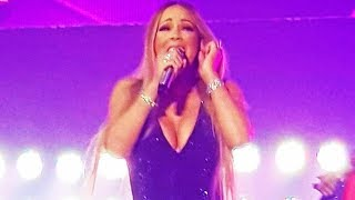 Mariah Carey - New LIVE E7 Whistle Notes! (2018 Unrecognised)