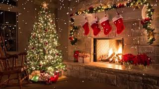 classic-christmas-music-with-a-fireplace-and-beautiful-background-classics-2-hours-2019