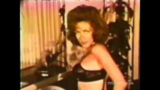 Repeat youtube video Pat Barrington vintage striptease to John Barry music