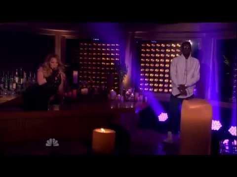 Mariah Carey - Money ($ * / ...) ft. Fabolous (Home in Concert) Live at NBC