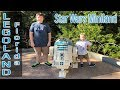 Star Wars Miniland LEGOLAND Florida