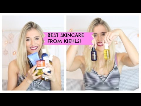 Best Kiehl's products - Midnight Recovery Oil & top Kiehl's products to buy! | EmTalks
