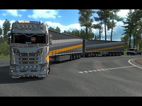 3 Game Truck Simulator Android Mirip ETS2