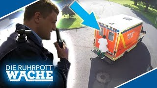 Achtung, Falscher Arzt! Gelingt ihm die Flucht?   #Smoliksamstag   Die Ruhrpottwache   SAT.1