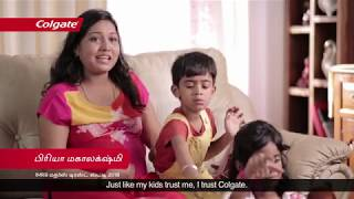 Colgate – India's Most Trusted Brand. (Tamil)