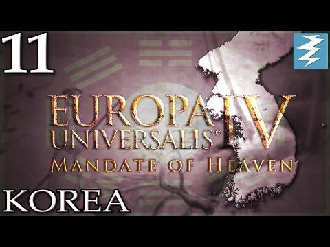 BALI KOREAN BBQ [11] - Korea - Mandate of Heaven EU4 Paradox