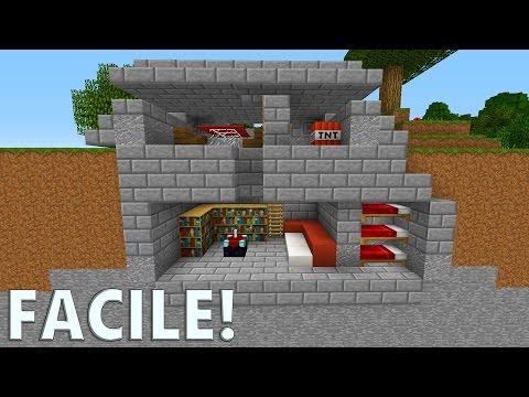 TUTO BUNKER DE GUERRE ULTRA SÉCURISÉ ! | Minecraft