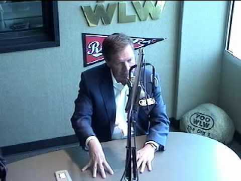 700WLW - Ohio Governor John Kasich in studio with Bill Cunningham