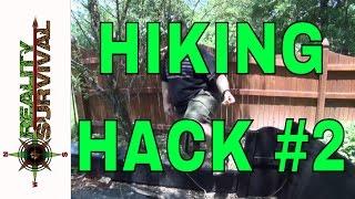 Super Easy Hiking Hack #2