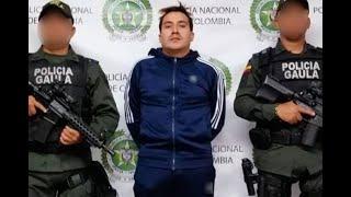 Así intentó escapar 'Diego Almuerzos' al momento de su captura
