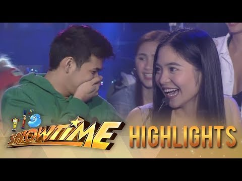 Its Showtime PUROKatatawanan: Sharlene San Pedro brings her Goin Bulilit jokes skills