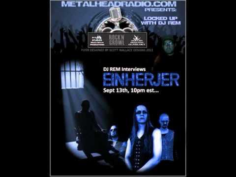 DJ REM Interviews - Einherjer