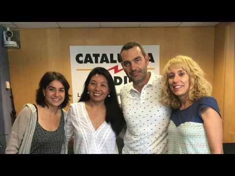 Pemba Chhoti Sherpa interview in Radio Catalunya.