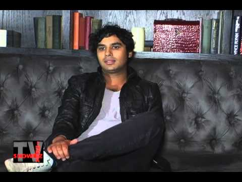 Kunal Nayyar has a One on One Interview with Reshma Dordi of Showbiz India Teleivsion!