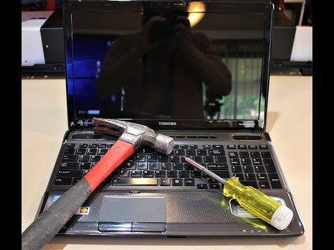 Laptop Repair – LIVE