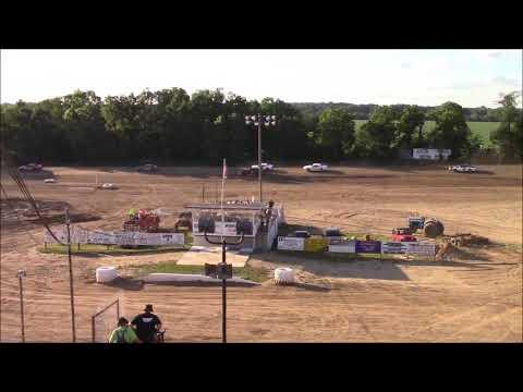 Butler Motor Speedway Street Stock Heat #1 7/8/17