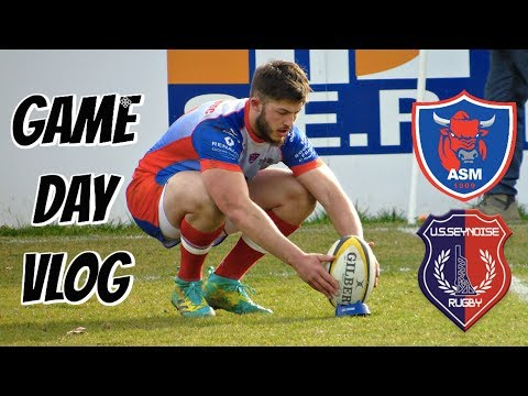 GAME DAY! | AS Mâcon in Toulon