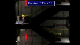 Final Fantasy Vii Never Ending Stairs (plan B)