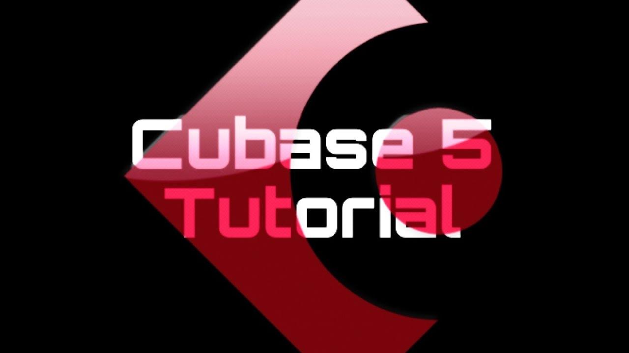 Download Cubase 5 Tutorial Part 1