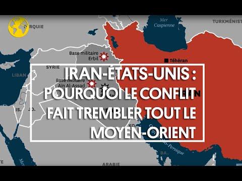 Cartes Sur Table | Pourquoi Le Conflit Entre L'Iran Et Les États-Unis Fait Trembler Le Moyen-Orient