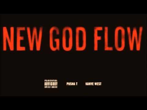 Kanye West ft. Pusha T - New God Flow (Instrumental) HQ