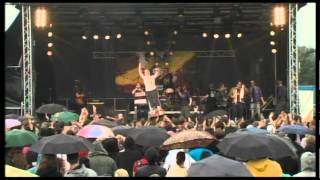 "Le Fly - ""Face on the Cover"" & ""Besoffen"" - live @ Olgas Rock Festival 2011"