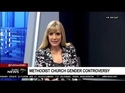 Bishop Zipho Siwa on Methodist Church gender controversy