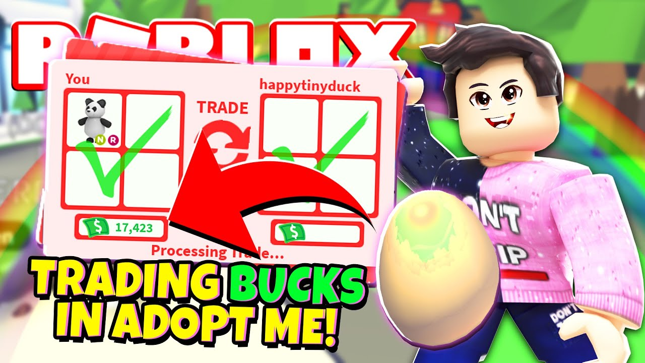 Roblox Wont Update We Can Finally Trade Bucks In Adopt Me New Adopt Me Pet Accessory Update Roblox Youtube