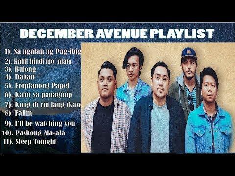 December Avenue Playlist