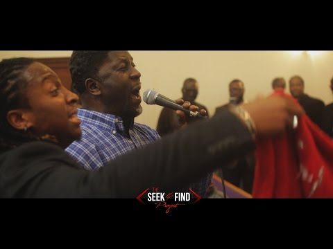 Doc Mckenzie w The Seek and Find Project  in Baltimore MD!
