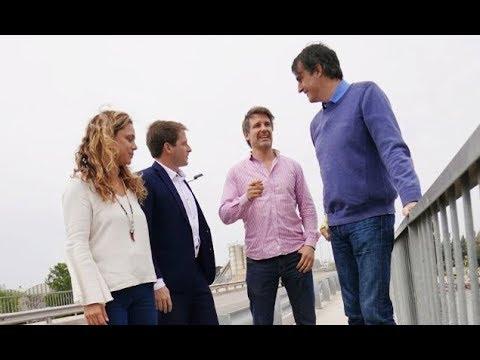 Fuerte respaldo de Esteban bullrich a candidatos de San Fernando y Tigre