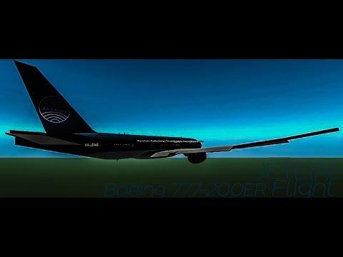 ROBLOX - JetEire Boeing 777-200ER Flight